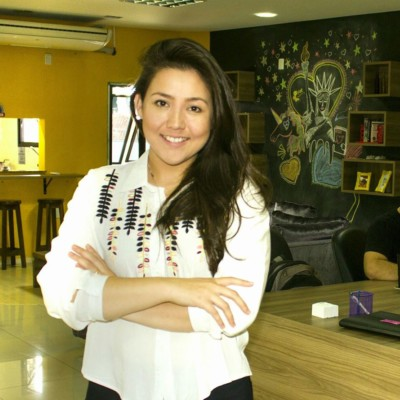 Caroline Hayashi - Founder do Hive Coworking