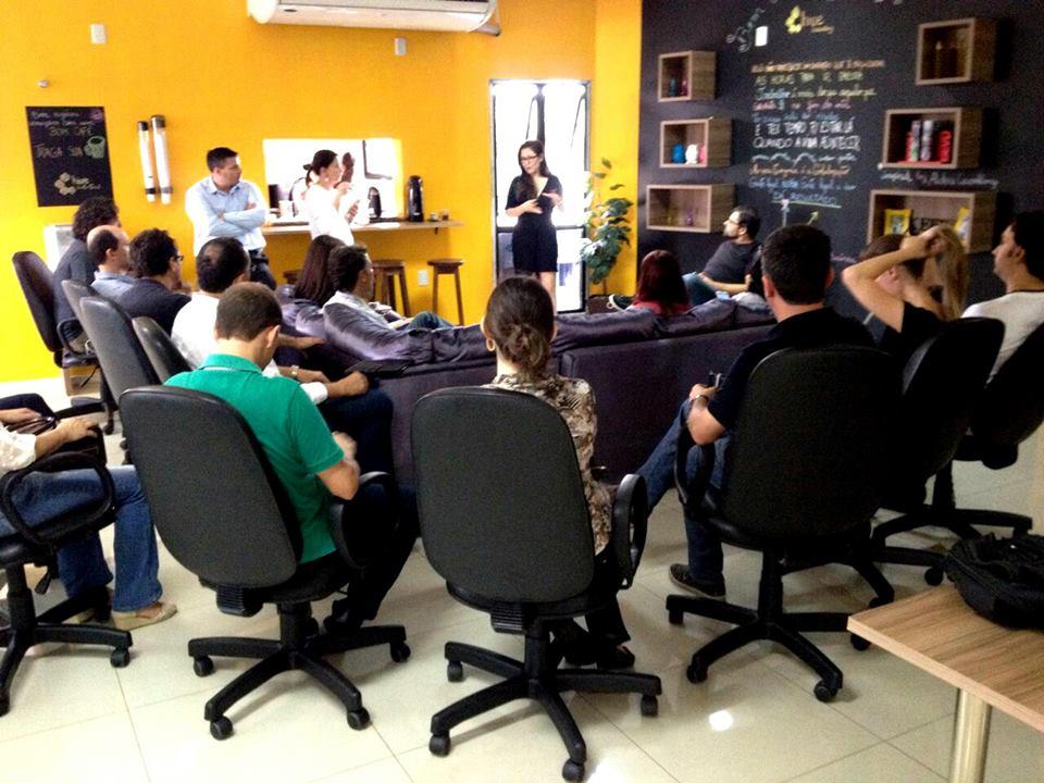 Hive Coworking - Treinamentos