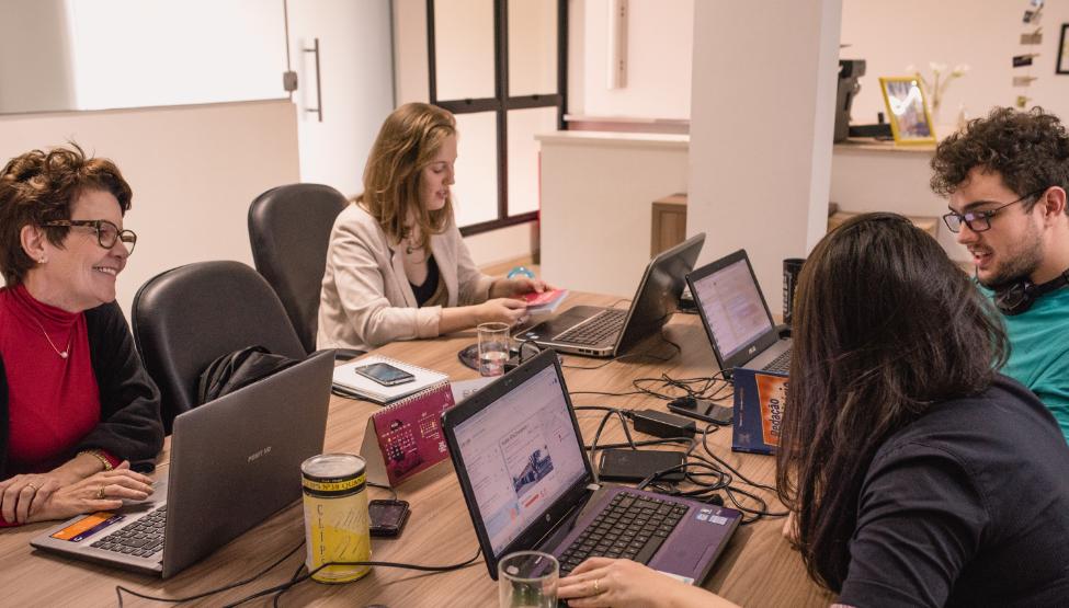 O espaço de trabalho compartilhado pode ser o ideal para você