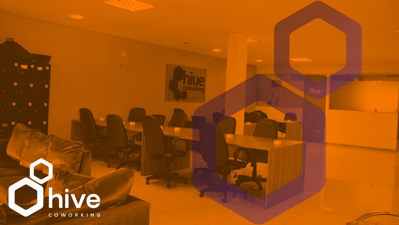 Como funciona um espaço de trabalho compartilhado?