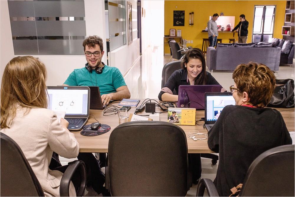 Hive Coworking - Espaço Compartilhado